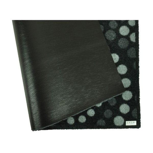 Rohožka Dots Grey, 120x200 cm