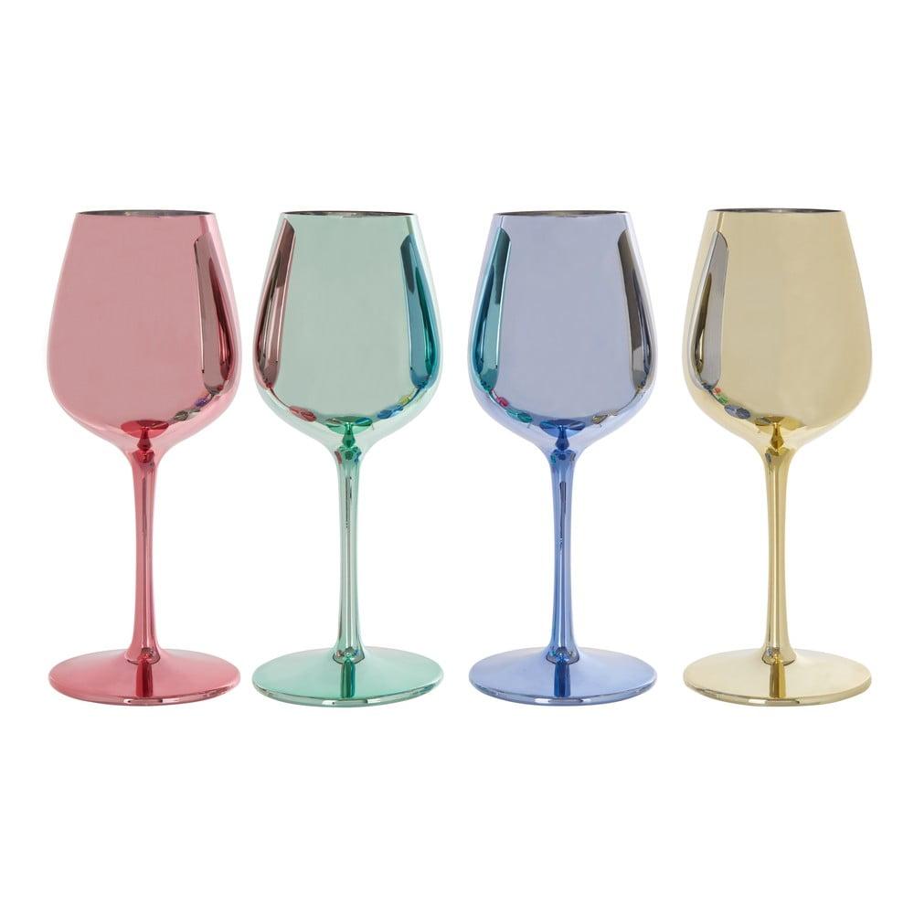 Sada 4 pohárov na víno Premier Housewares Mimo, 470 ml