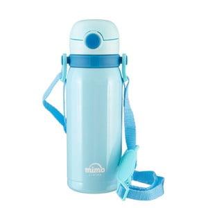 Svetlomodrá termofľaša Premier Housewares Mimo Kids, 450 ml
