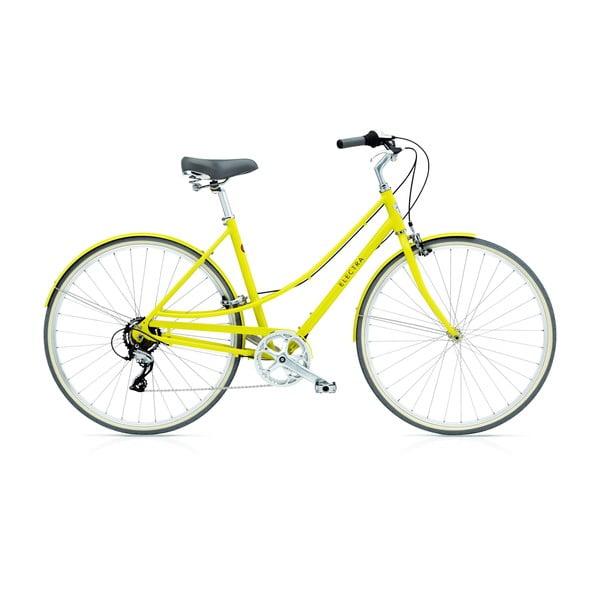 Dámsky bicykel Loft 7D Citrine