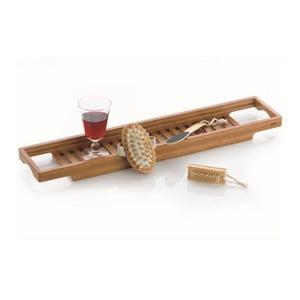 Prenosná polička do vane Bamboo Relax