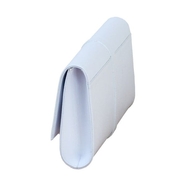Biela kožená kabelka Andrea Cardone 1010