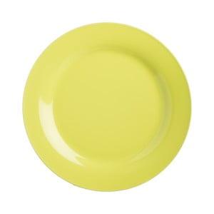 Kameninový tanier Price & Kensington Green Dinner, 27 cm