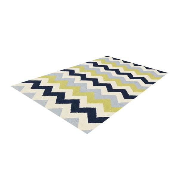 Ručne tkaný koberec Kilim 11189 Multi, 120x180 cm