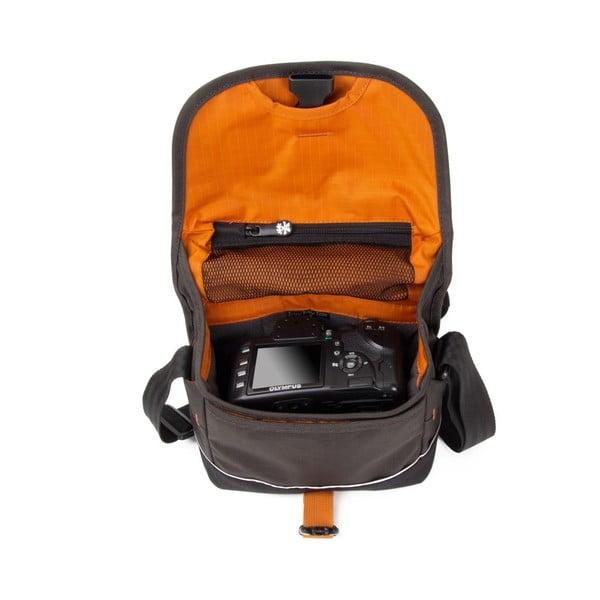 Taška na fotoaparát Proper Roady 2000, sivočierna