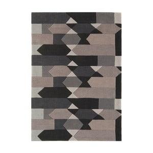 Sivý koberec Asiatic Carpets Harlequin Mindful, 300 x 200 cm