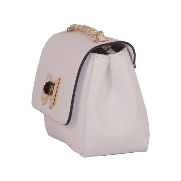 Kožená kabelka Andrea Cardone 2020 White