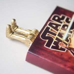 Záložka Creative Gifts C-3PO