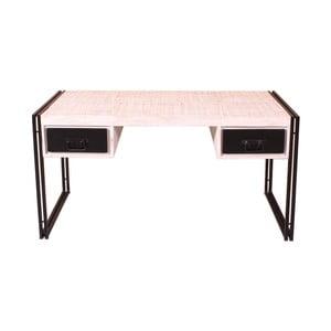 Písací stôl z mangového dreva SOB Psylla