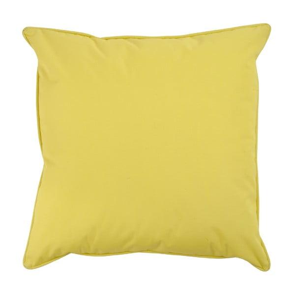 Záhradný vankúš Yellow, 45x45 cm