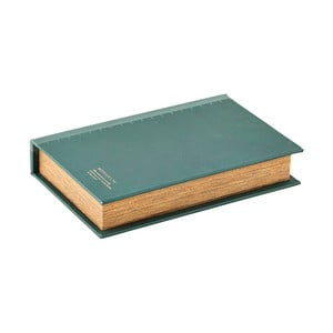 Škatuľka v tvare knihy House Doctor Ruller