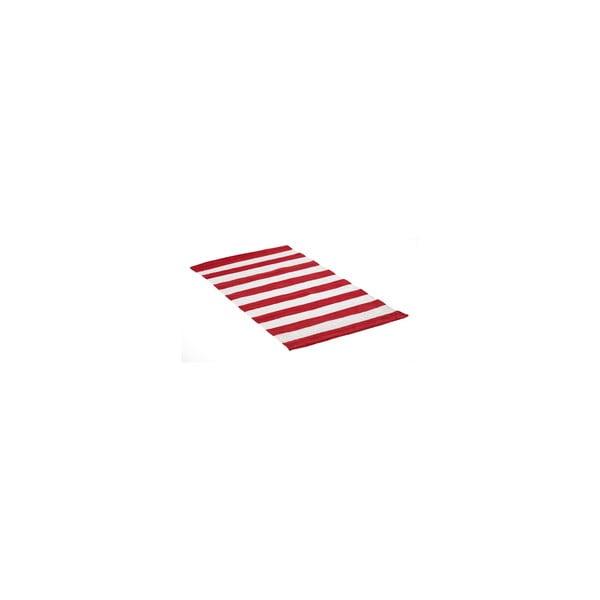 Koberec Tira 70x140 cm, červený