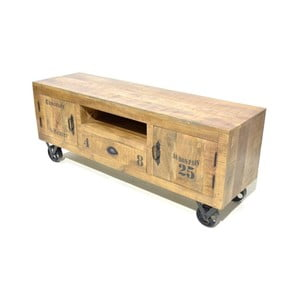 TV stolík z mangového dreva SOB Yerevan