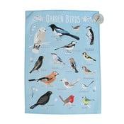 Bavlnená utierka Rex London Garden Birds