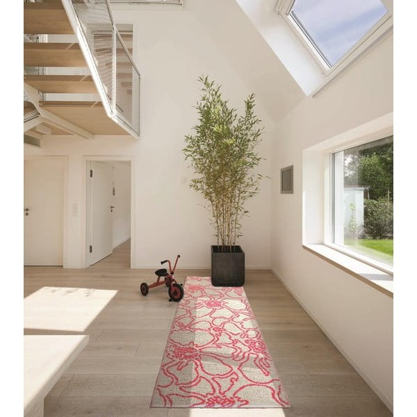 Vysoko odolný obojstranný koberec Flou V3, 60x160 cm