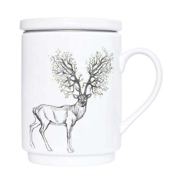 Porcelánový hrnček so sitkom Forest Dream, 300 ml