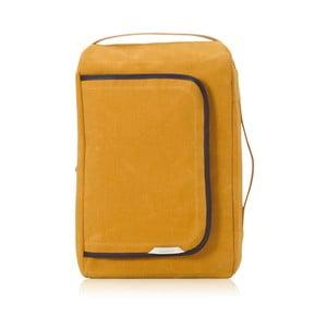 Batoh/taška R Bag 100, horčicová