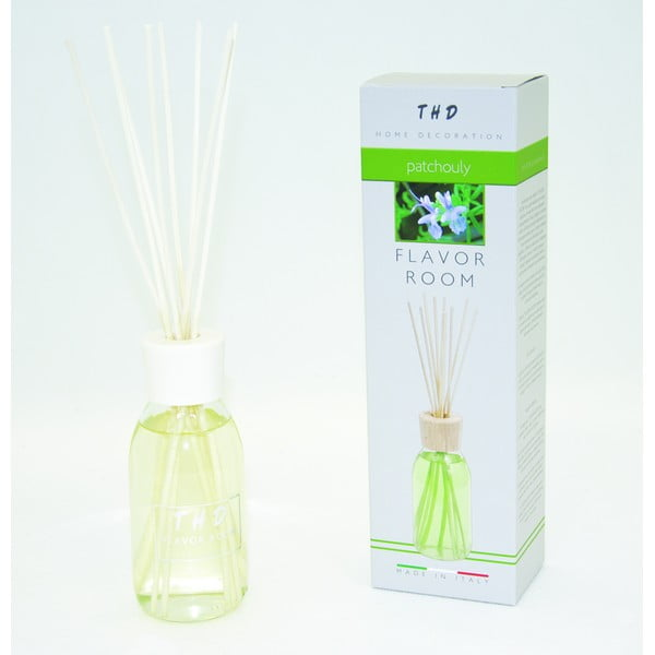 Difuzér THD Fragnances, pačule 200 ml