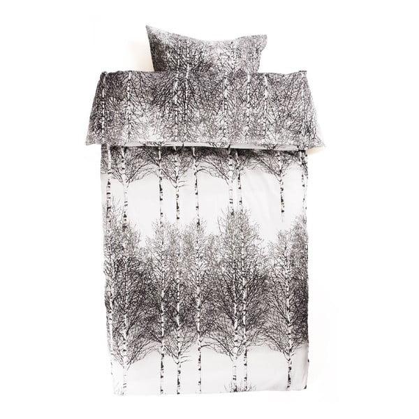 Obliečky Koivikko UK Grey, 135x200 cm + 50x75 cm