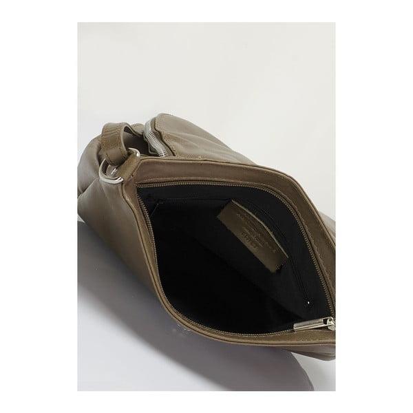 Kožená kabelka Markese 6949 Fango