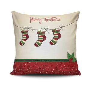 Vankúš Christmas Pillow no. 27, 45x45cm