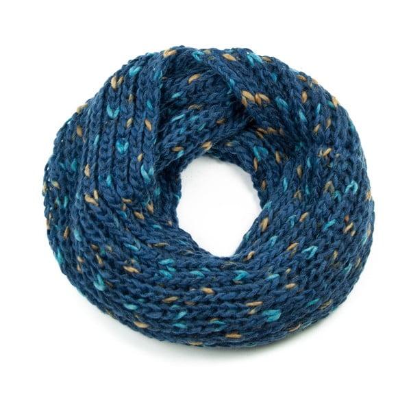 Kruhový šál Polo Blue