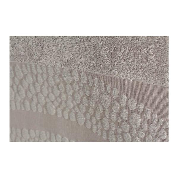 Sada 2 osušiek Balon Grey, 90x150 cm