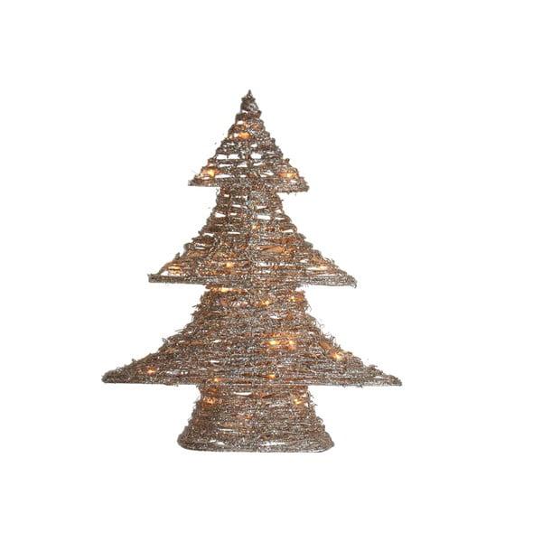 Svietiaci stromček Gold Tree