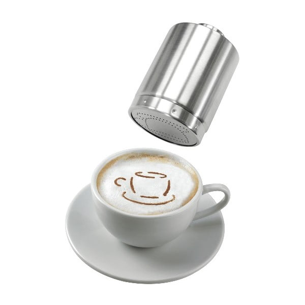 Dekoračná sada na cappuccino