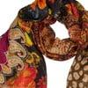 Vlnená šatka Shirin Sehan Celine