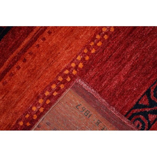 Vlnený koberec Pamir Rose, 140x200 cm