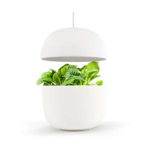 Domáca inteligentná biela záhradka Plantui 3 Smart Garden White