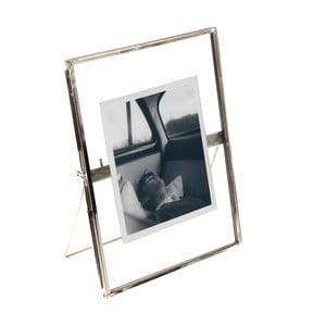 Strieborný rámik na fotografiu Rex London Brass, 18 x 13 cm
