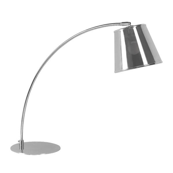 Stolná lampa Premier Chrome