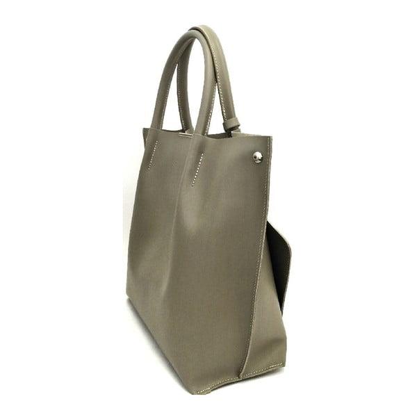 Kožená kabelka Drusilla Taupe