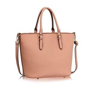Béžová kabelka L & S Bags Pamela