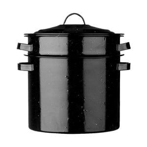 Hrniec na cestoviny Premier Housewares Black, 28cm