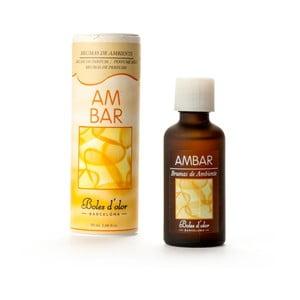 Esencie s vôňou ambry do elektrického difuzéru Aromabotanical, 50 ml