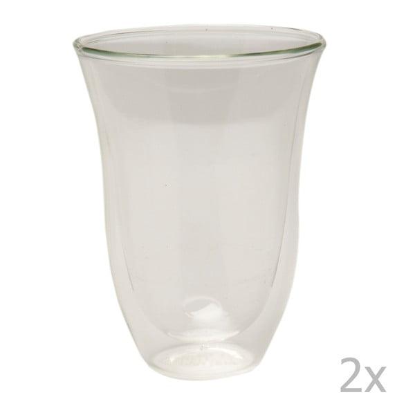 Sada 2 sklenic na latte La Cafetiere
