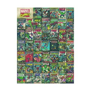 Obraz Pyramid International Marvel Avengers Covers, 60 × 80 cm