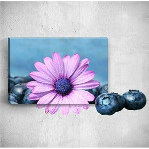 Nástenný 3D obraz Mosticx Flower With Berries, 40×60 cm