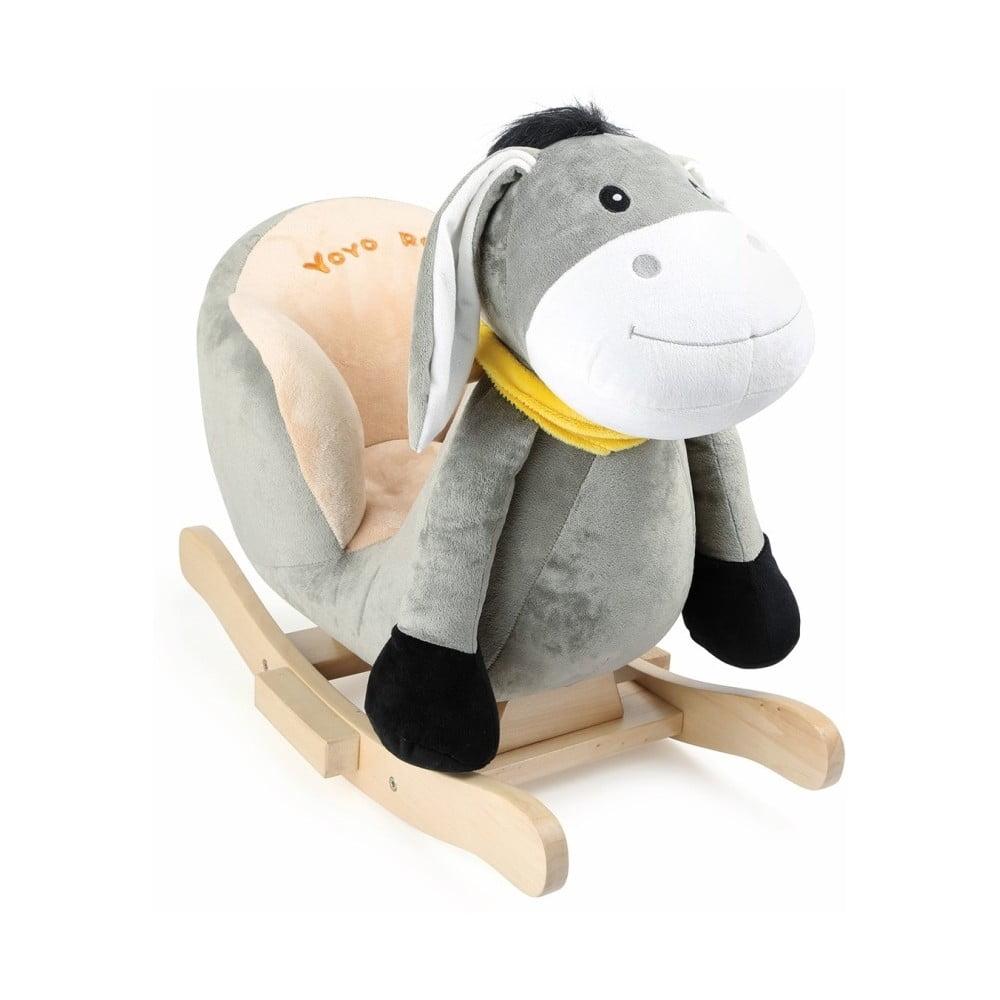 Hojdací oslík pre deti Legler Donkey