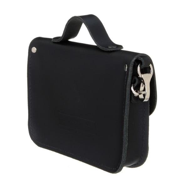 Kožená menšia kabelka Alton Black