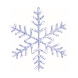 Svietiaca hviezda Best Season Snowflake Greyo, Ø 100 cm