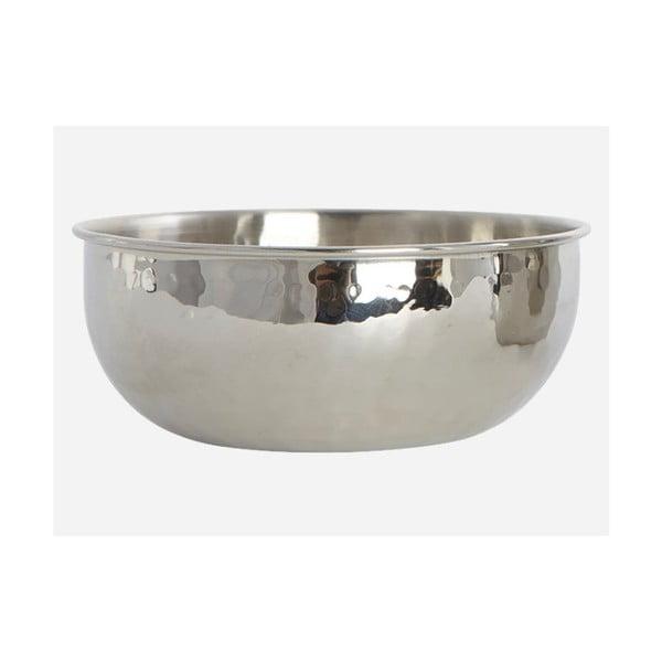 Miska na mydlo z nehrdzavejúcej ocele