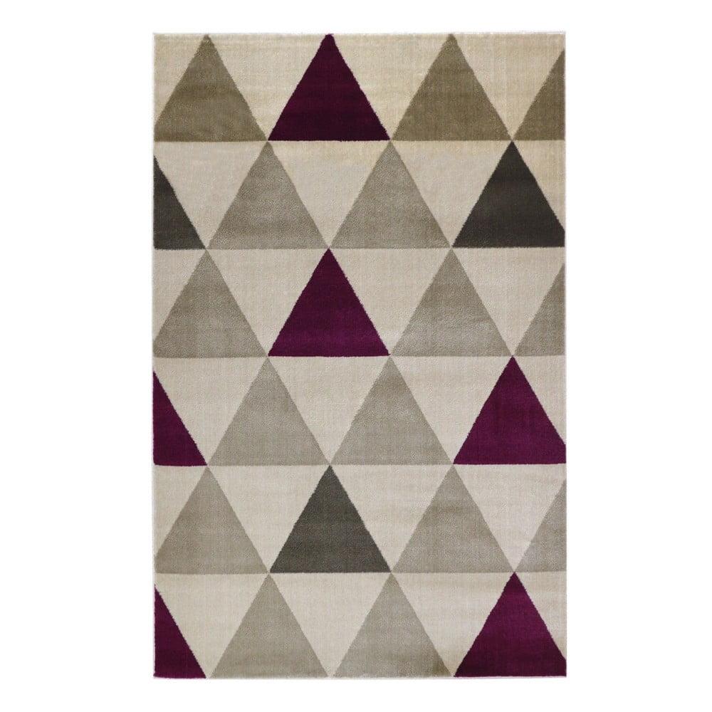Béžový koberec Webtappeti Roma Violet, 180 x 270 cm