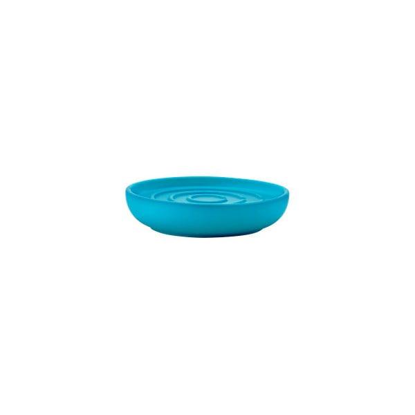 Modrá podložka na mydlo Zone Nova