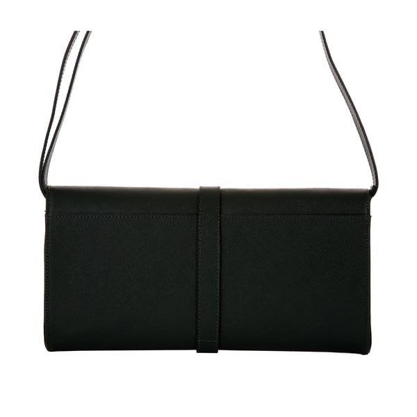 Zelená kožená kabelka Andrea Cardone 1010