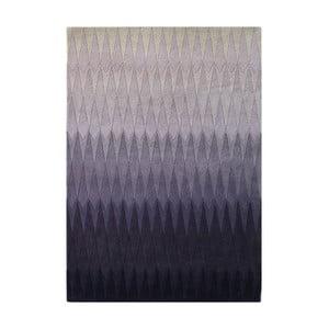 Vlnený koberec Acacia Purple, 170x240 cm
