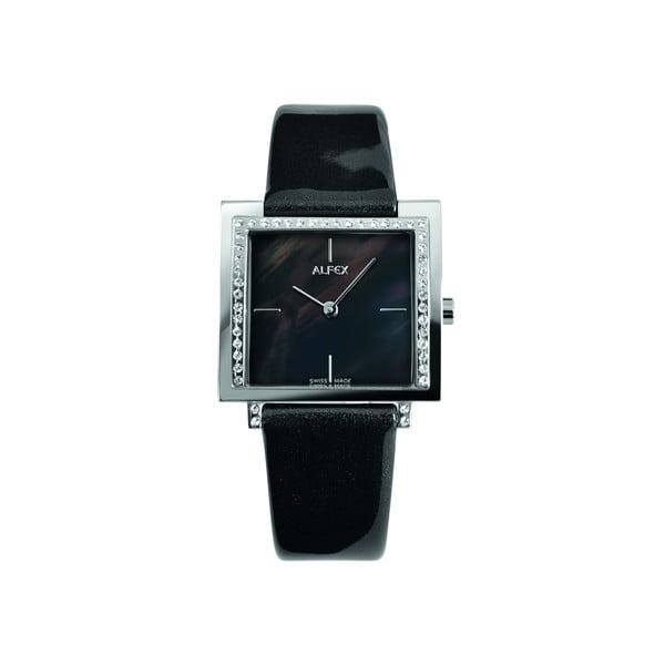 Dámske hodinky Alfex 5684 Metallic/Black